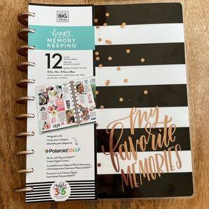Happy Memory Keeping Planner